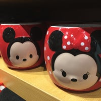 Photo taken at Disney store by Christie R. on 12/8/2015