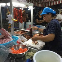 Photo taken at Racha Food Market by Chinzy K. on 10/27/2016