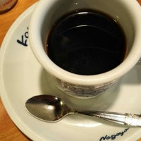 Photo taken at Komeda's Coffee by nagoya i. on 3/20/2016