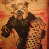 Photo taken at The Smoking Dog by Benjamin N. on 10/27/2012