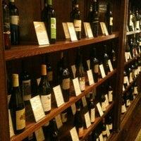Photo taken at Italian Wine Merchants by Daniel D. on 1/5/2013
