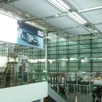 Photo taken at Terminal 2 by Daniel D. on 12/29/2012