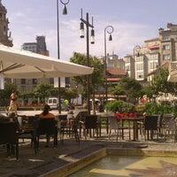 Photo taken at Café - Bar Carabela by Isma A. on 7/8/2013