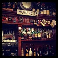 Снимок сделан в Mollie's Irish Pub пользователем Sergey K. 3/1/2013
