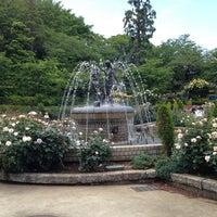 Photo taken at 里見公園 by Masayori A. on 5/12/2013