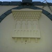 Photo taken at Masjid Abu Bakar, Madinah by AFFENDY on 5/17/2013