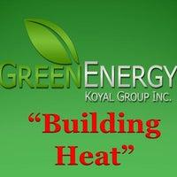 Photo taken at Green Energy Koyal Group Inc by Mavis P. on 11/7/2014