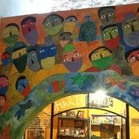 Photo taken at Rincon Zapatista by Patricio S. on 3/2/2013