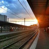 Photo taken at Gare SNCF de Dijon Ville by Baptiste on 8/28/2013