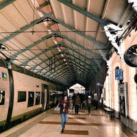 Photo taken at Gare SNCF d'Arcachon by Baptiste on 12/30/2015