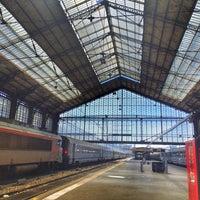 Photo taken at Paris Austerlitz Railway Station by Baptiste on 7/10/2015