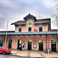 Photo taken at Gare SNCF d'Arcachon by Baptiste on 2/4/2017