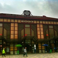 Photo taken at Gare SNCF de Saint-Étienne Châteaucreux by Baptiste on 6/14/2013