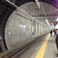 Photo taken at Setagaya-Daita Station (OH08) by Masashi O. on 4/25/2013