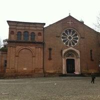 Photo taken at Basilica di San Domenico by Masashi O. on 3/28/2013