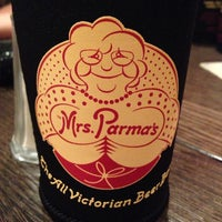 Photo taken at Mrs Parma's by Andrew M. on 12/19/2013
