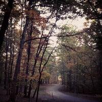 Photo taken at Rocky Gap State Park by Daniel S. on 10/4/2013