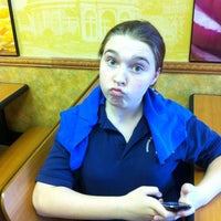 Photo taken at SUBWAY by Summer W. on 1/16/2013