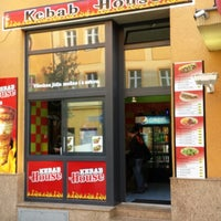 Photo taken at Kebab House by Petr Š. on 5/5/2013