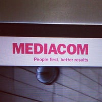 Photo taken at MediaCom by Michael M. on 8/12/2013