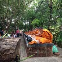 Photo taken at Wat Chonprathan Rangsarit by Rattanit N. on 4/13/2013