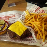 Photo taken at Smashburger by Wes H. on 12/14/2012