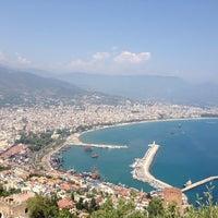 7/15/2013 tarihinde Levent K.ziyaretçi tarafından Alanya Kalesi'de çekilen fotoğraf