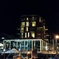 Photo taken at Lofoten Suite hotel by Sandra K. on 3/23/2016