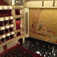 Photo taken at Vienna State Opera by Tomoko H. on 9/20/2013