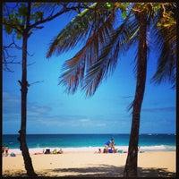 Снимок сделан в Ocean Park Beach пользователем Kate M. 3/6/2013