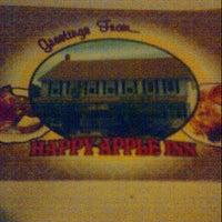 Photo taken at Happy Apple Inn by Deb E. on 10/13/2012
