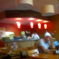Photo taken at Earth Pizza by Deb E. on 9/15/2012