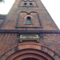 Photo taken at Resurrection Presbyterian Church by Crow N. on 9/8/2013