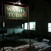 Photo taken at Wash Tubs by Joseph D. on 2/22/2013