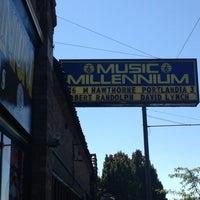 Photo taken at Music Millennium by Amanda H. on 7/19/2013