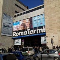 Stazione roma termini train station in esquilino for Affitto ufficio roma stazione termini