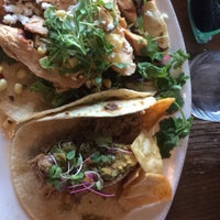 Photo taken at ola mexican kitchen by Shannon D. on 4/23/2017