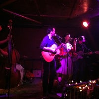 Photo taken at Thee Parkside by Emily Snow C. on 12/17/2012