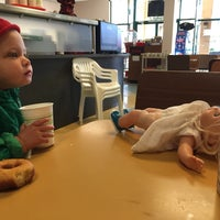 Photo taken at Fluffy Donuts & Sandwich Shop by Emily Snow C. on 11/3/2015