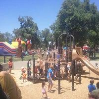 Photo taken at Rocky Mountain PBS Kids Fun Fest @ Acacia Park by Rudy V. on 6/9/2012