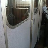 Photo taken at Yuzaki Station by Takeshi N. on 4/18/2012
