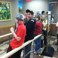 Photo taken at Wendy's by Joel M. on 4/9/2012