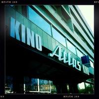 Photo taken at Kino Atlas by Honza F. on 4/26/2012