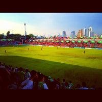 Photo taken at PAT Stadium by Anan N. on 9/8/2012