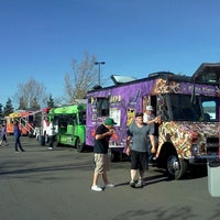 Photo taken at Union City Street Eats by Craig F. on 4/20/2012