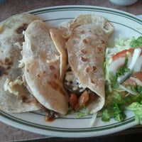 Photo taken at Nuevo Leon Restaurant by Jenny A. on 7/4/2012