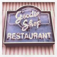 Photo taken at Goodie Shop Restaurant by Nick G. on 7/4/2012