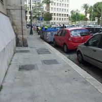 Photo taken at Tribunale di Bari by Antonio Daddato I. on 5/15/2012