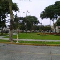 Photo taken at Parque La Minería by Javier C. on 5/14/2012