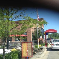 Photo taken at Chick-fil-A Owings Mills Square by Alyssa W. on 5/12/2012
